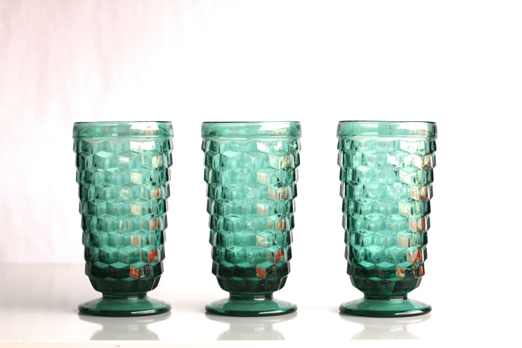 Turquoise Goblets