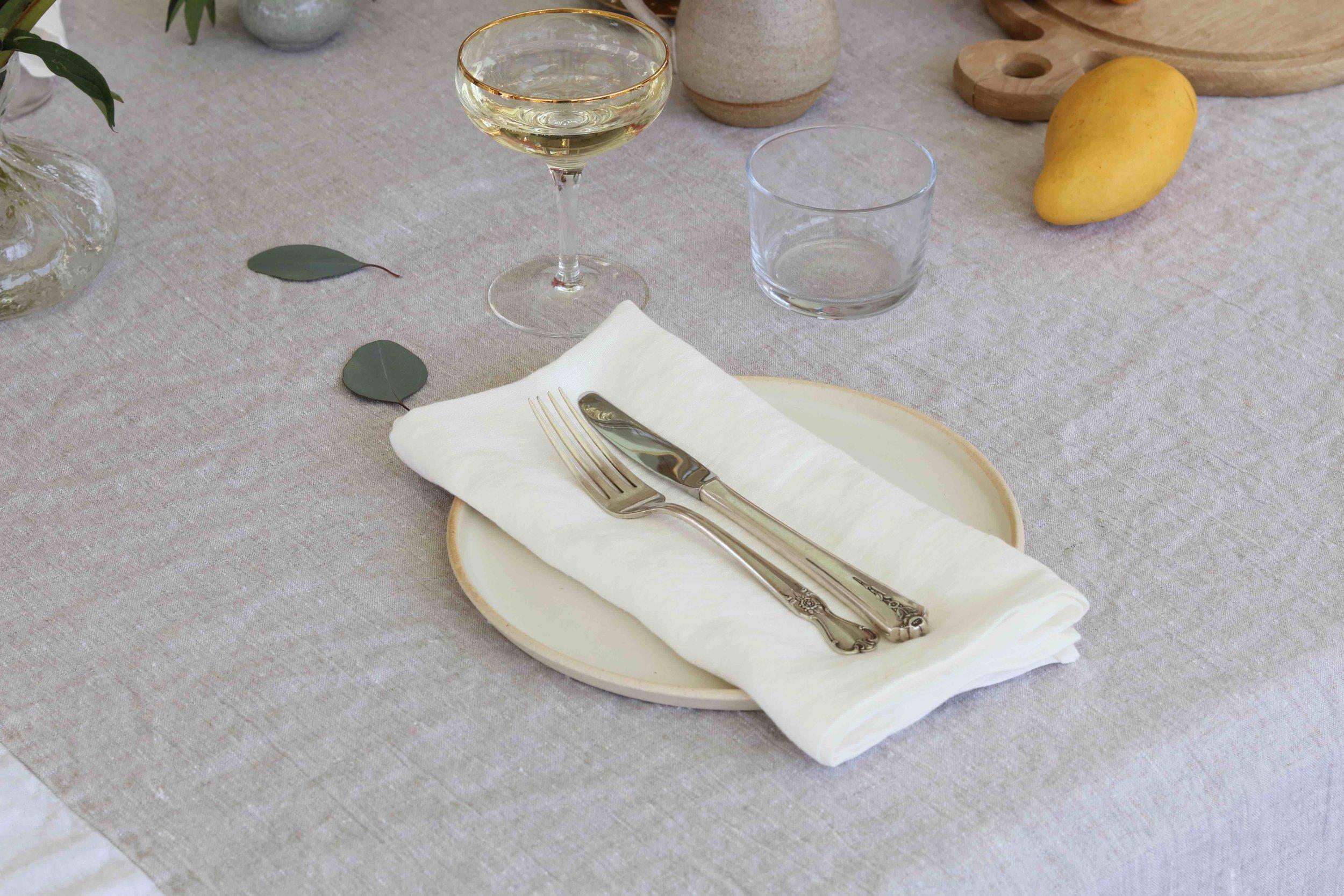 Oyster White Linen Napkin Table Cloth2.jpg