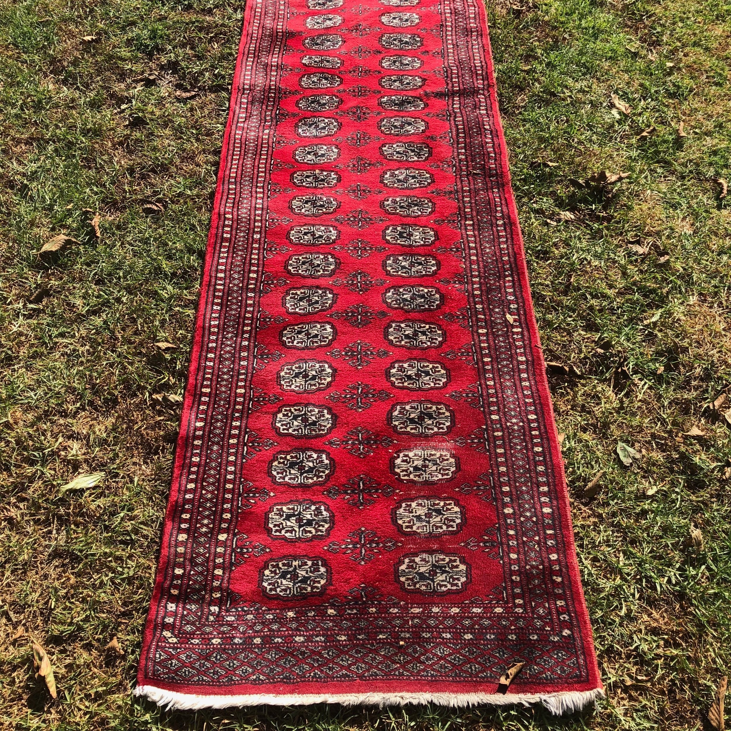 Red Persian Runner