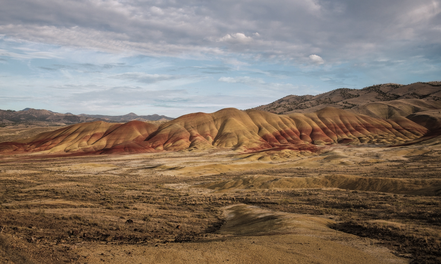 The Painted Hills, Chantal Anderson