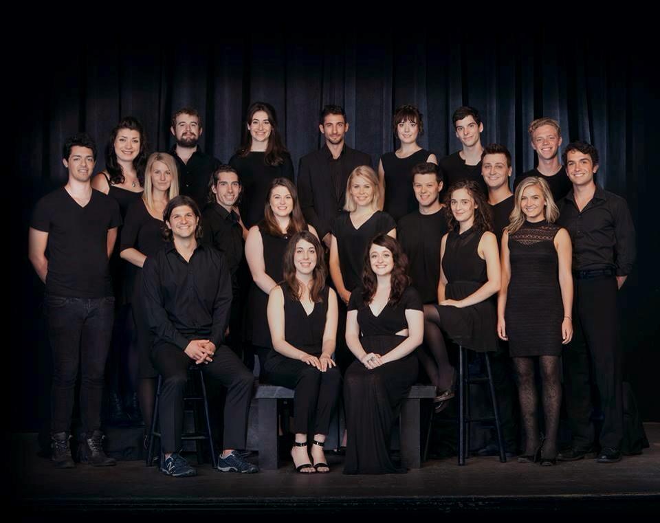 The Academy Company 2014/2015