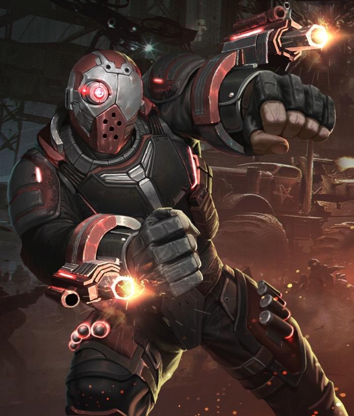 Deadshot, CAH for Injustice 2