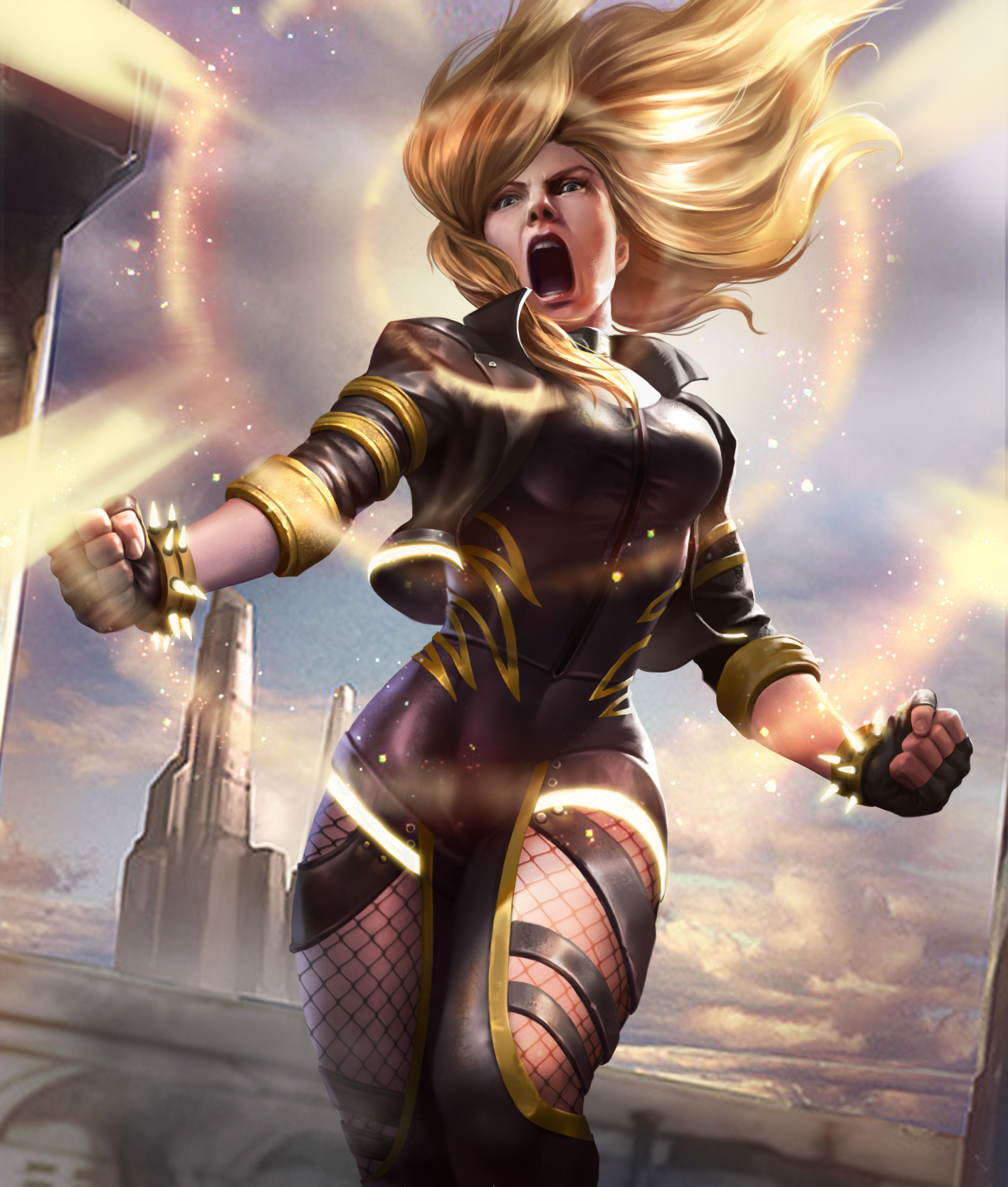 Black Canary, CAH for Injustice 2