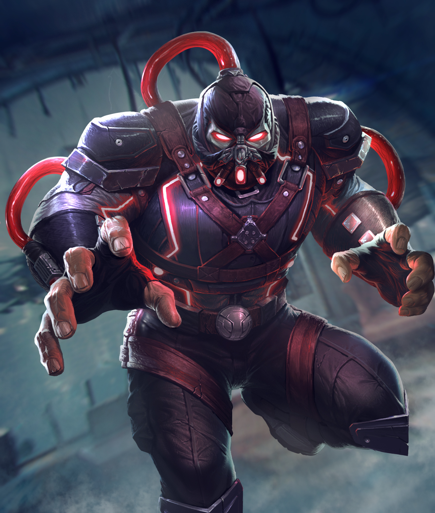 Bane, CAH for Injustice 2