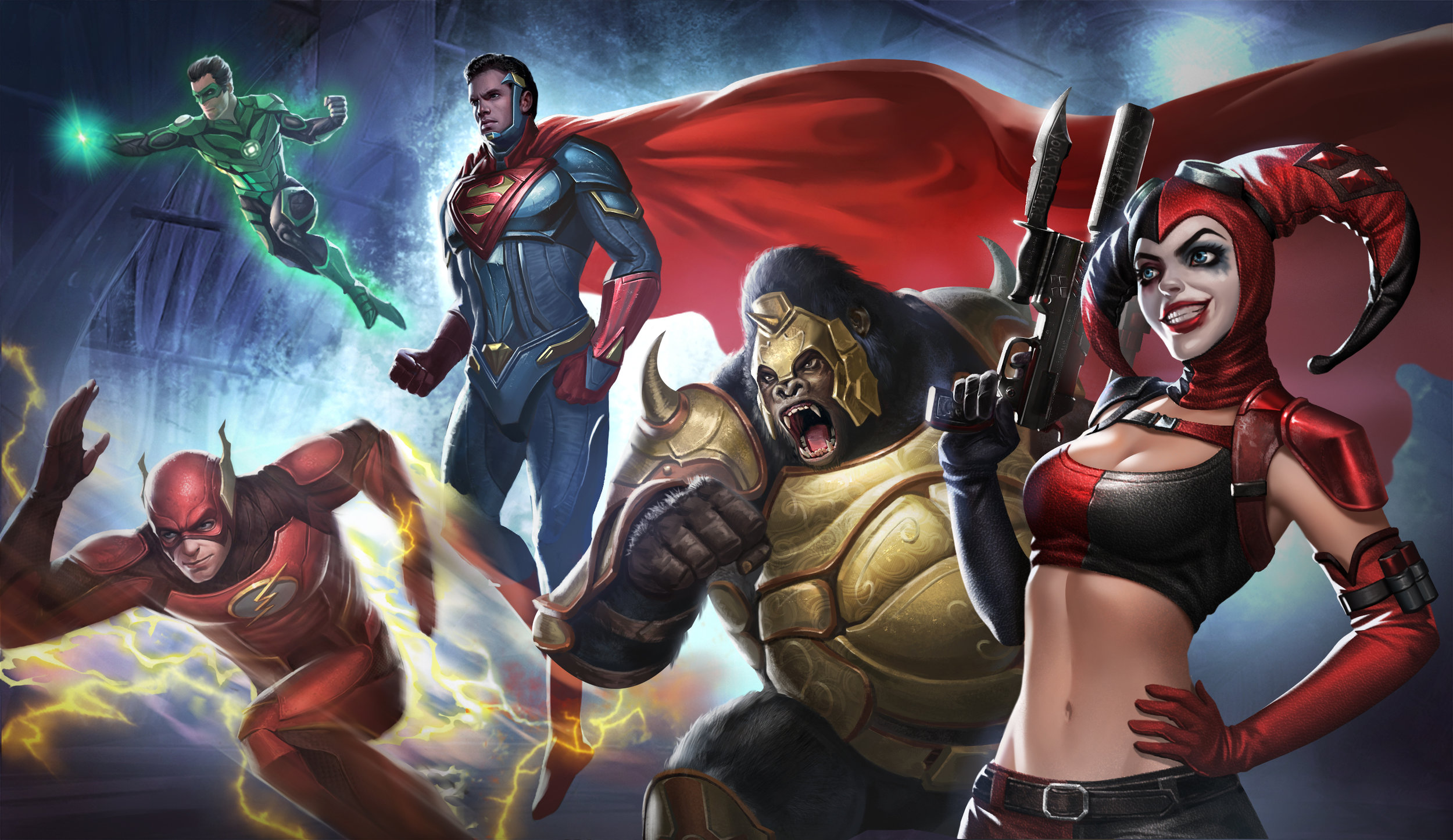CAH for NetherRealm Studios, Injustice 2