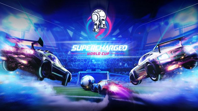 App icon for Supercharged: World Cup. Image is courtesy of Superpower Entertainment LLC.