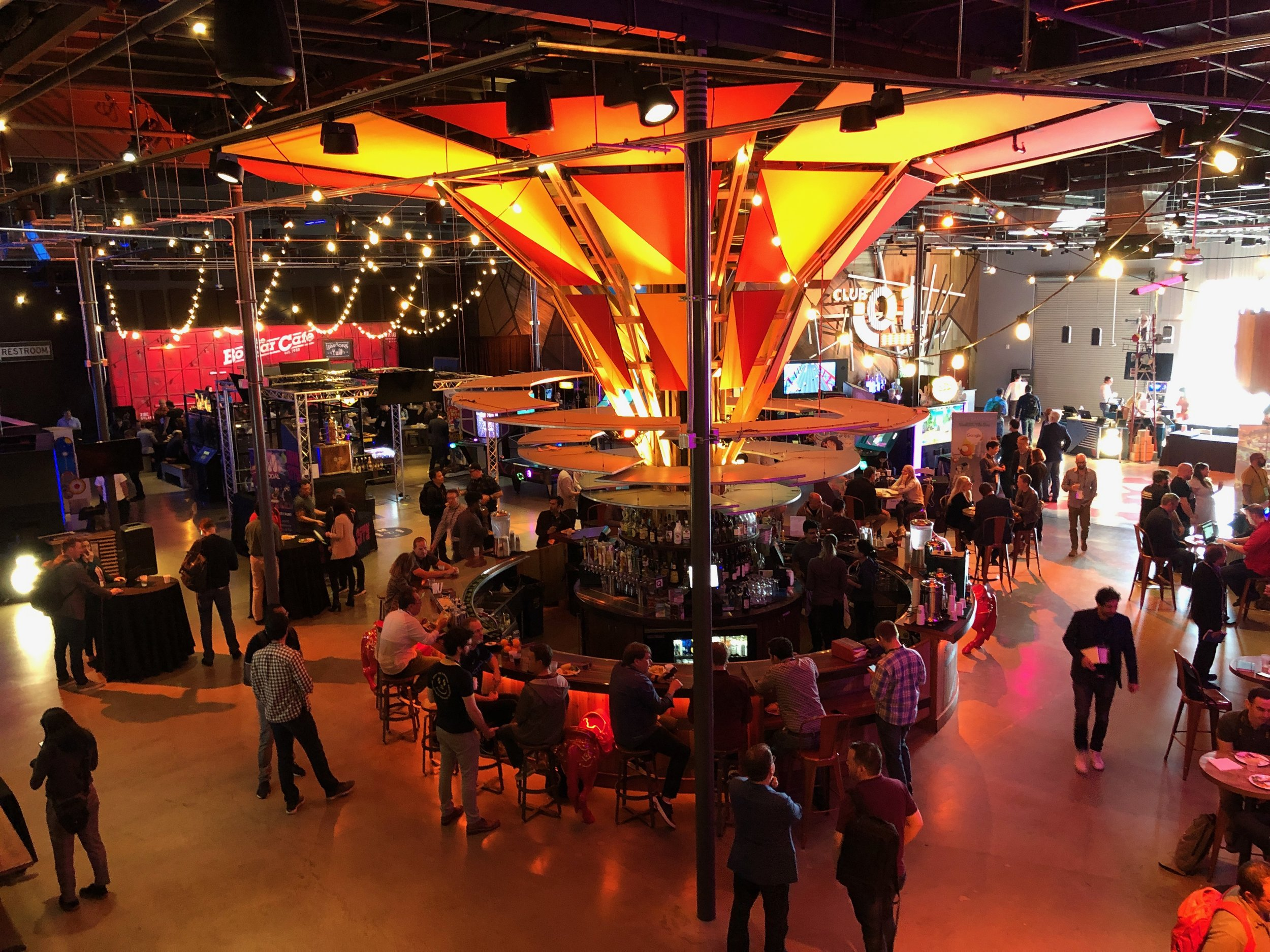"""World's First Micro-Amusement Park"" as this year's venue for GamesBeat 2019"