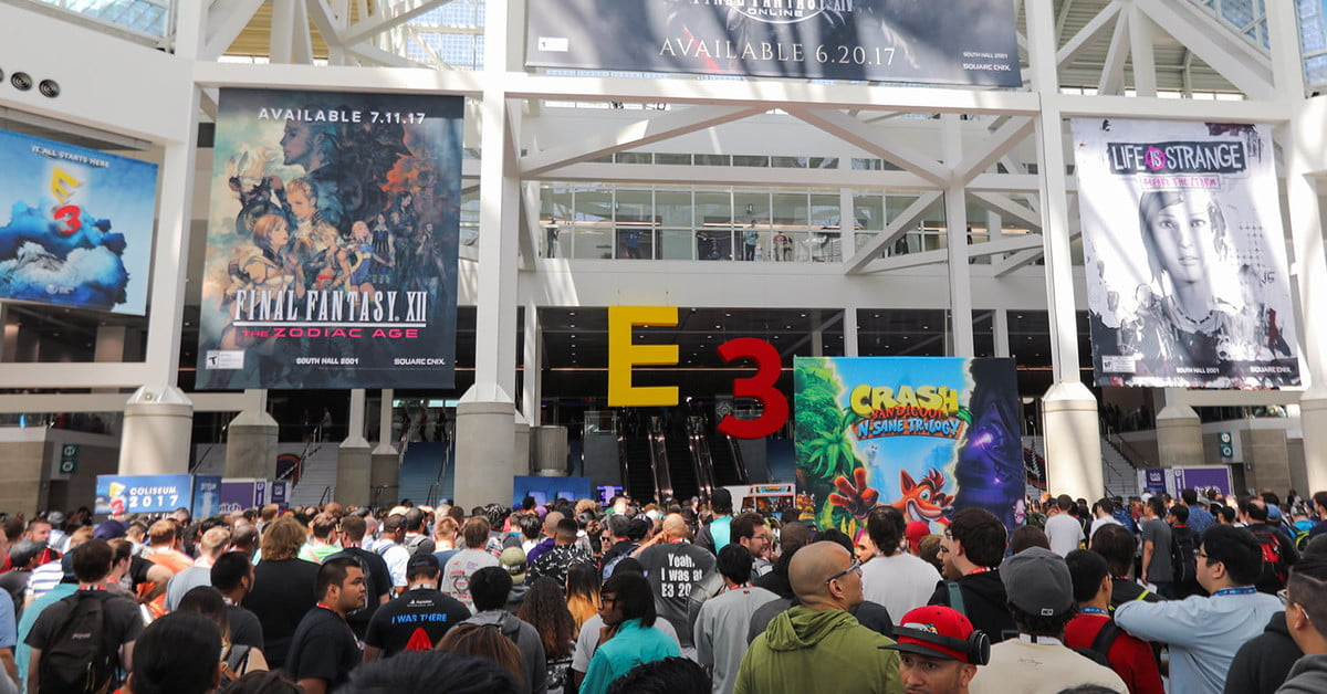 Busy as ever: E3 doors are about to open (image source:    www.digitaltrends.com)