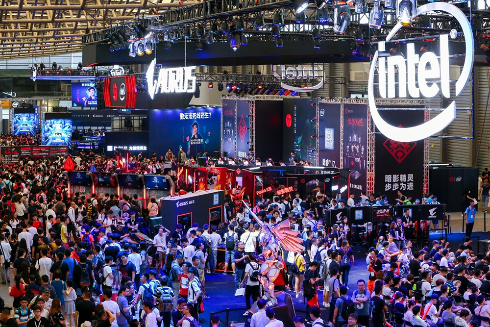 This year, ChinaJoy had more visitors than ever before