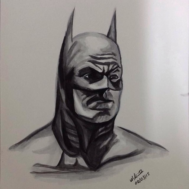 Batman by William Miron Marinho