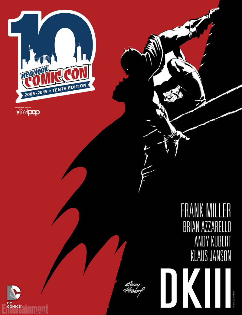 NYCC 2015 Program Guide  CREDIT: NYCC