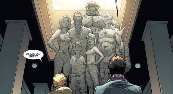 Image Credit: Marvel from Amazing Spiderman #3