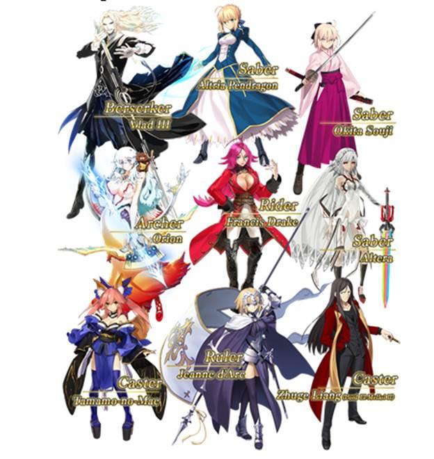 Anime NYC Coverage: Fate/Grand Order Panel — Otakus & Geeks