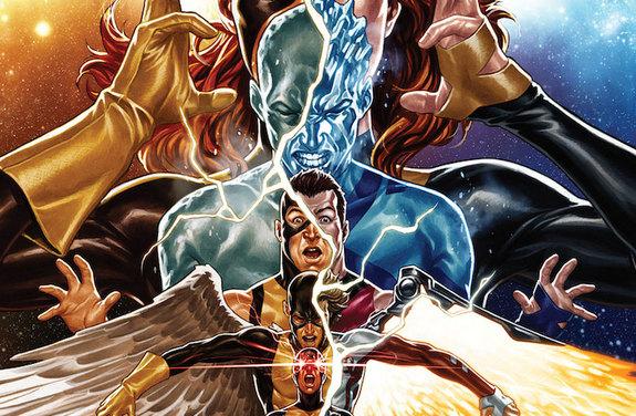 Art by Marvel Comics