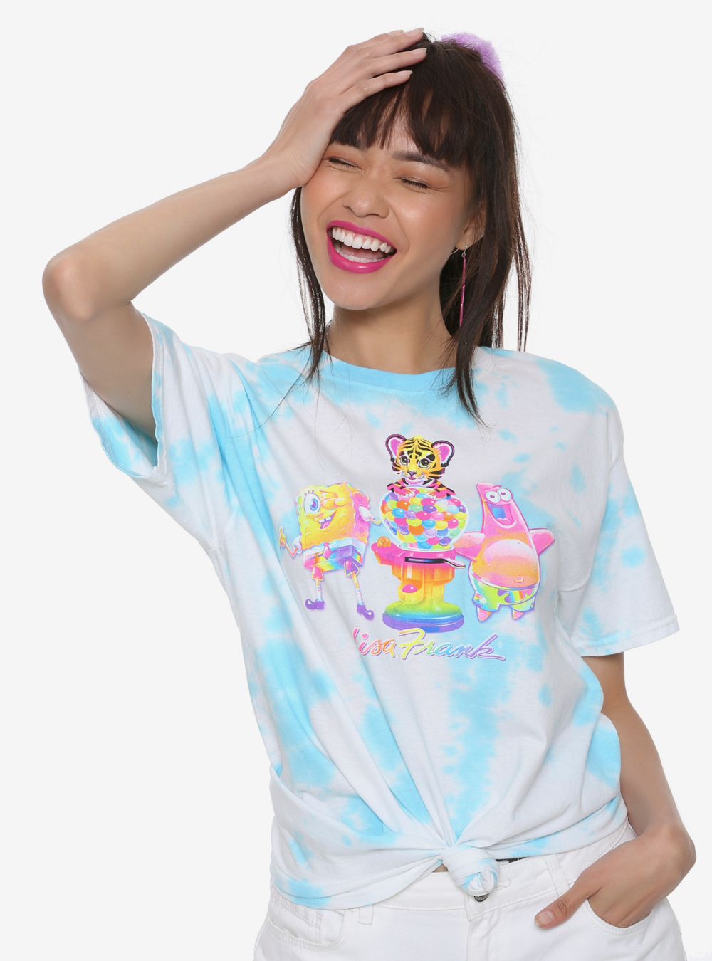Girls Gumball Knotted Tee_$24.90.jpg