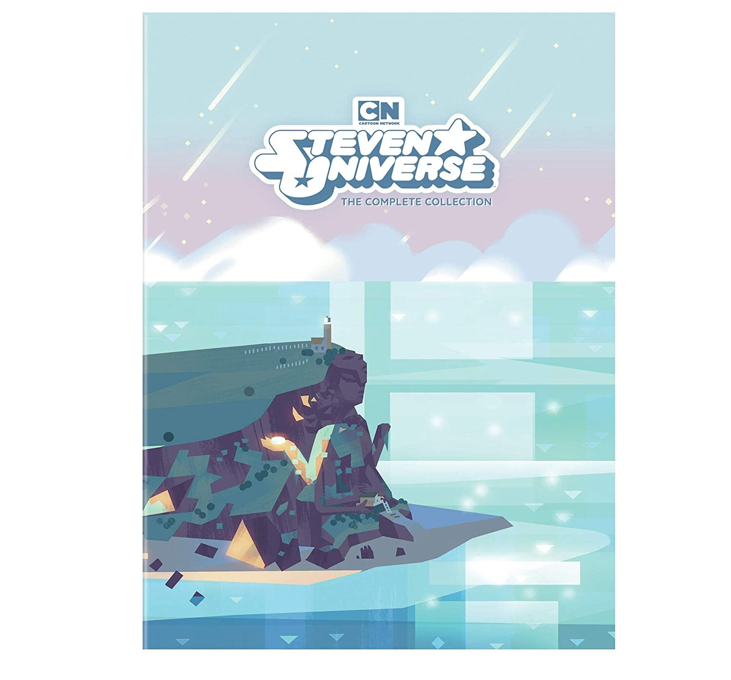 Cartoon Network Steven Universe The Complete Collection Dvd Review Otakus Geeks