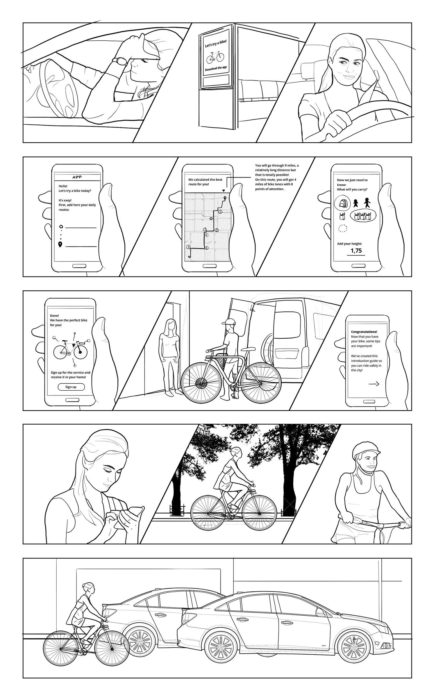Umabike — danilo saito