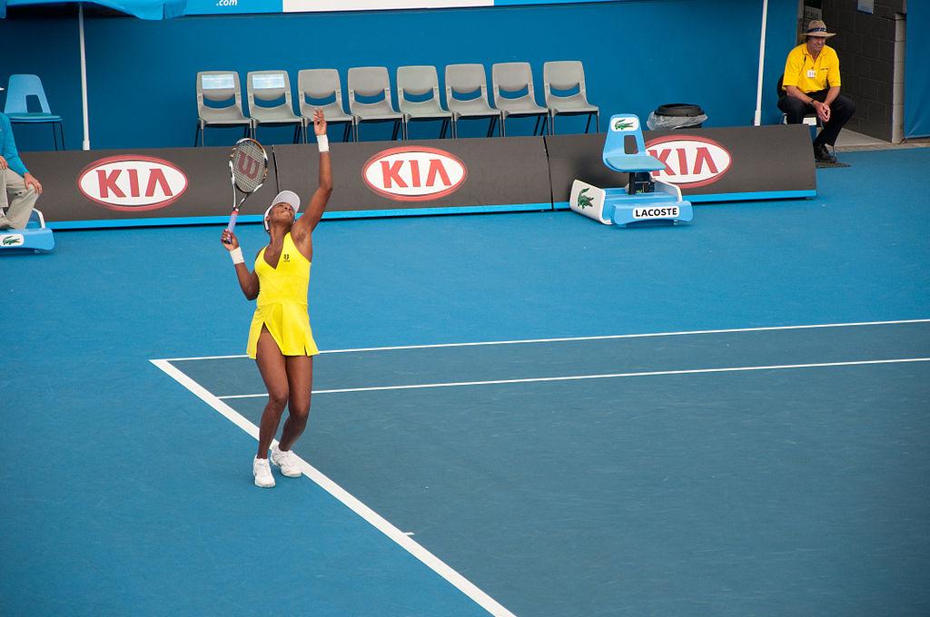 Tennis Serve - Closed Skill