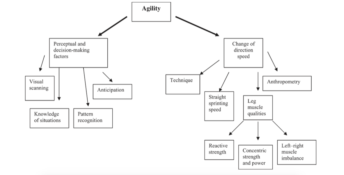 Figure 1. Universal Agility Components