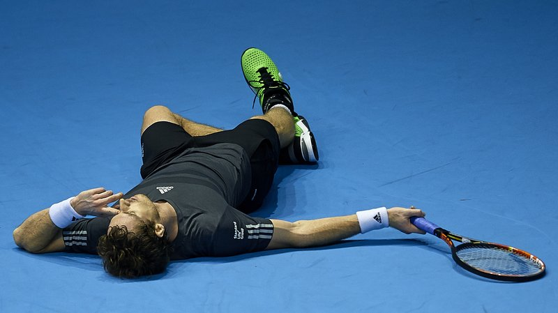 Maybe Murray's just tired...