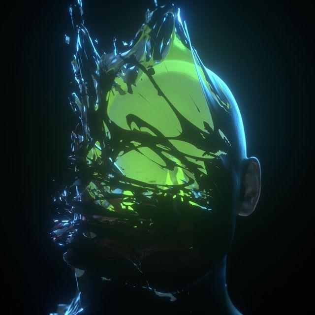 Endgame 5 . . #art_dailydose #dailyrender #destroying #visualfodder #losangeles #cinema4d #cgi #ifyouhigh #avengersendgame #marvel #maxon #houdini #octanerender #graphic_art #designer #artdirector #aigadesign #onbooooooom #itsnicethat #director #digitaldesign #animation #gpu #greenblue #moods #contemporary_art #moderndesign #visualstyle #3danimation