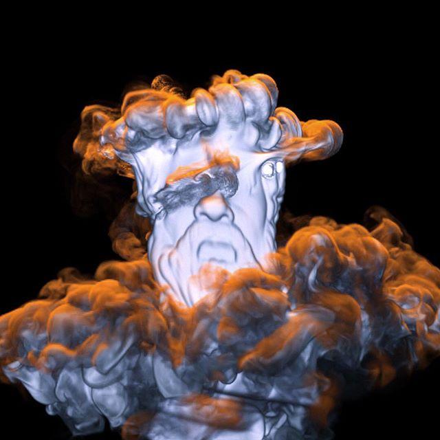 Indotinted 4 . . . #madeinC4D #c4d #cinema4d #animationart #designer #designspiration #art_spotlight #artistry #graphicdesign #motiongraphics #motionographer #turbulencefd #vdb #octanerender #3dmotiongraphics #aigadesign #howdesign #houdini #vapor #smoke #motiongraphicsdesign #behance #abstractart #visualdesign