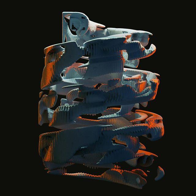 P . @36daysoftype . #36daysoftype #graphicdesign #motiondesign #artdirector #36days_p #36daysoftype06 #maxon #cinema4d #design #designer #motionart #3dprinting #abstracttypography #typography #typographydesign #thedesigntip #designstudio #itsnicethat #nike #agency #typographic #typespire #lucidscreen