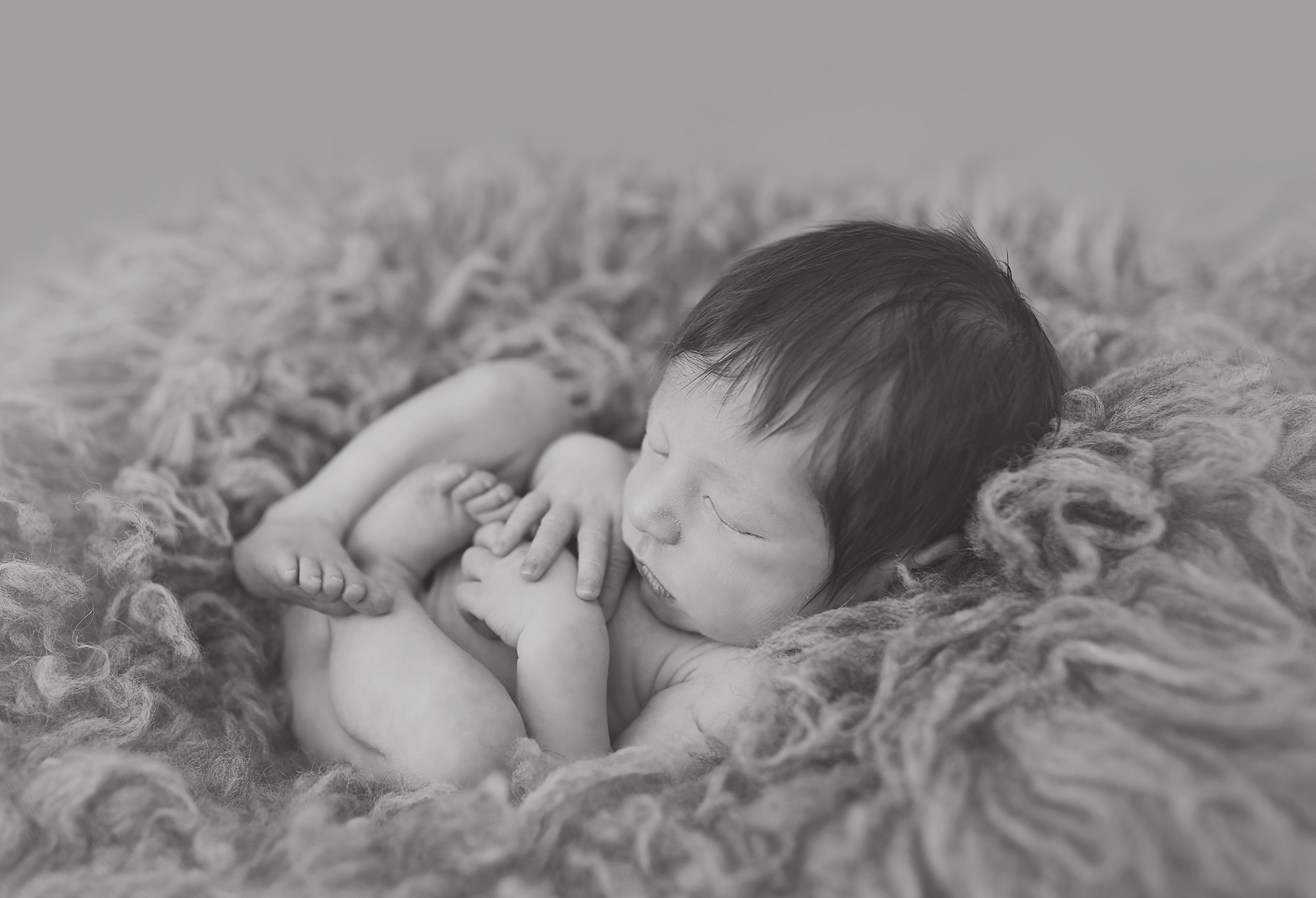Syracuse NY newborn photography