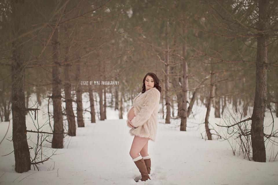syracuse NY maternity photographer