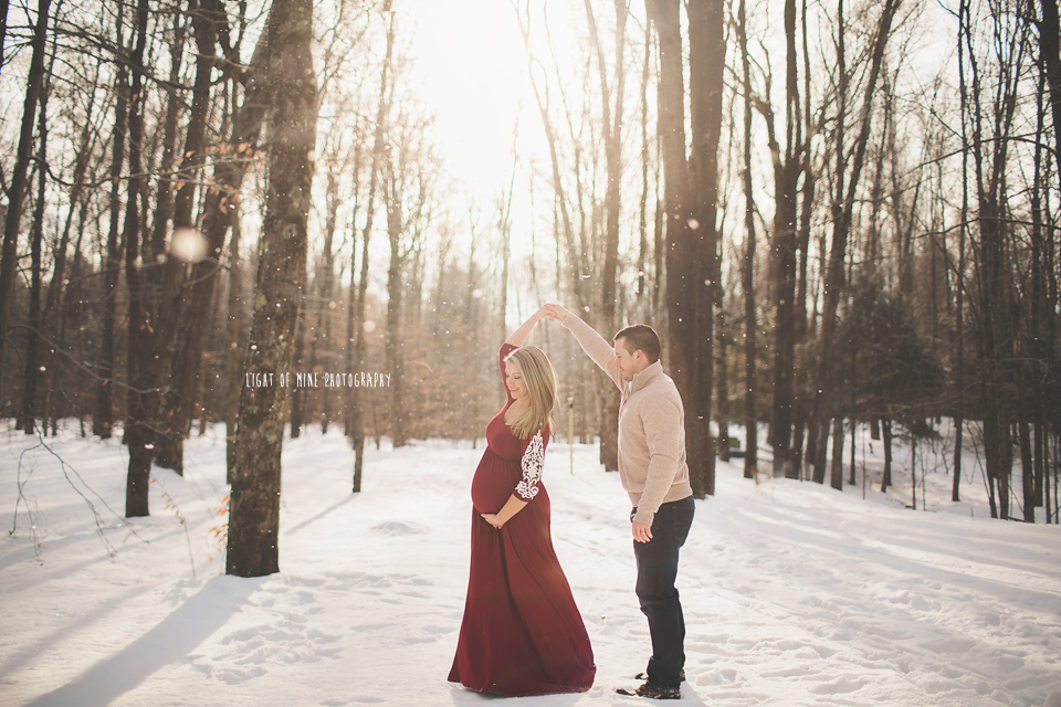 CNY Maternity photographer