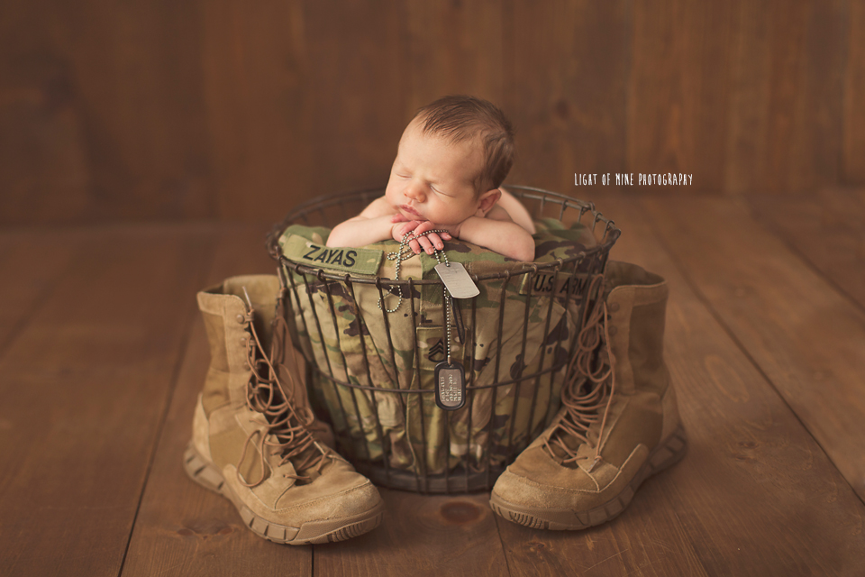 Camden Newborn Photographer