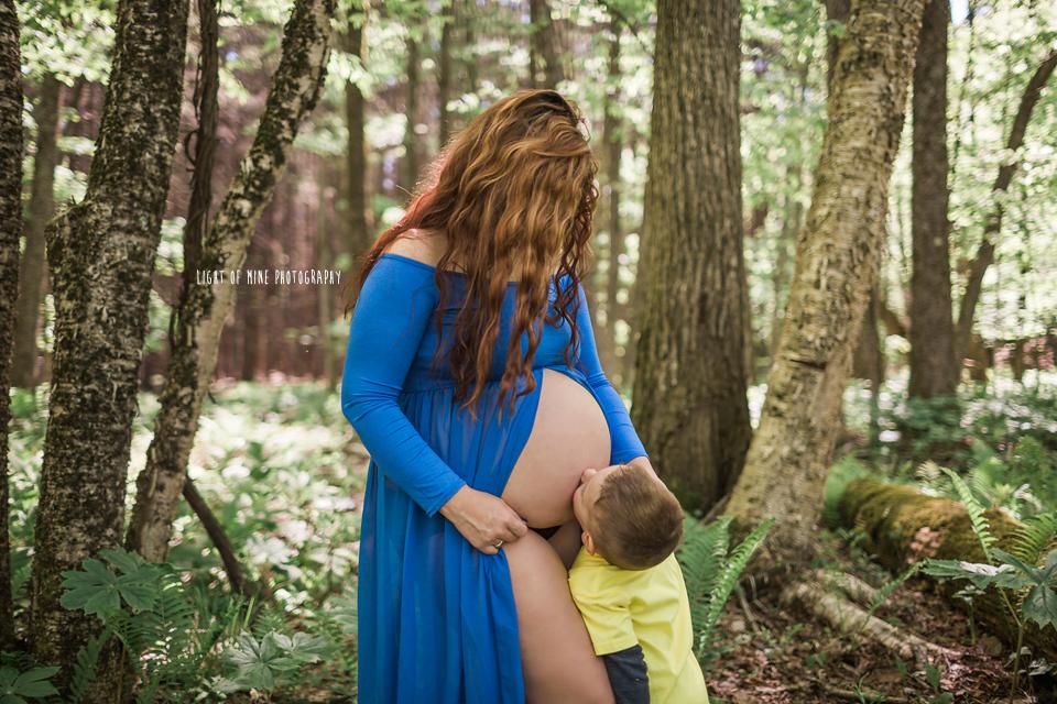 Upstate NY Maternity Photographer