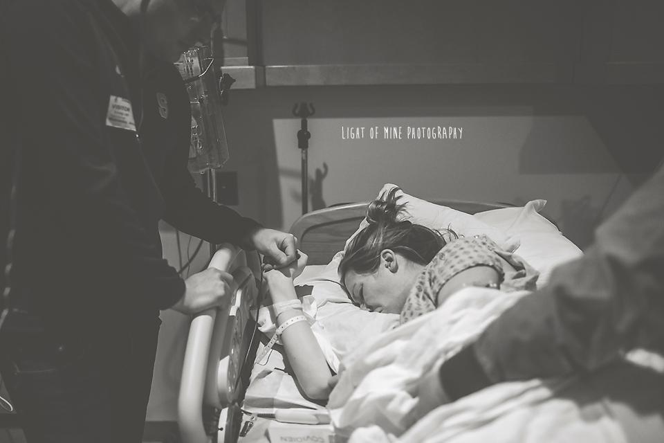 Watertown NY Birth Photographer