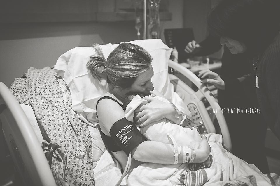 Syracuse NY Birth Photographer