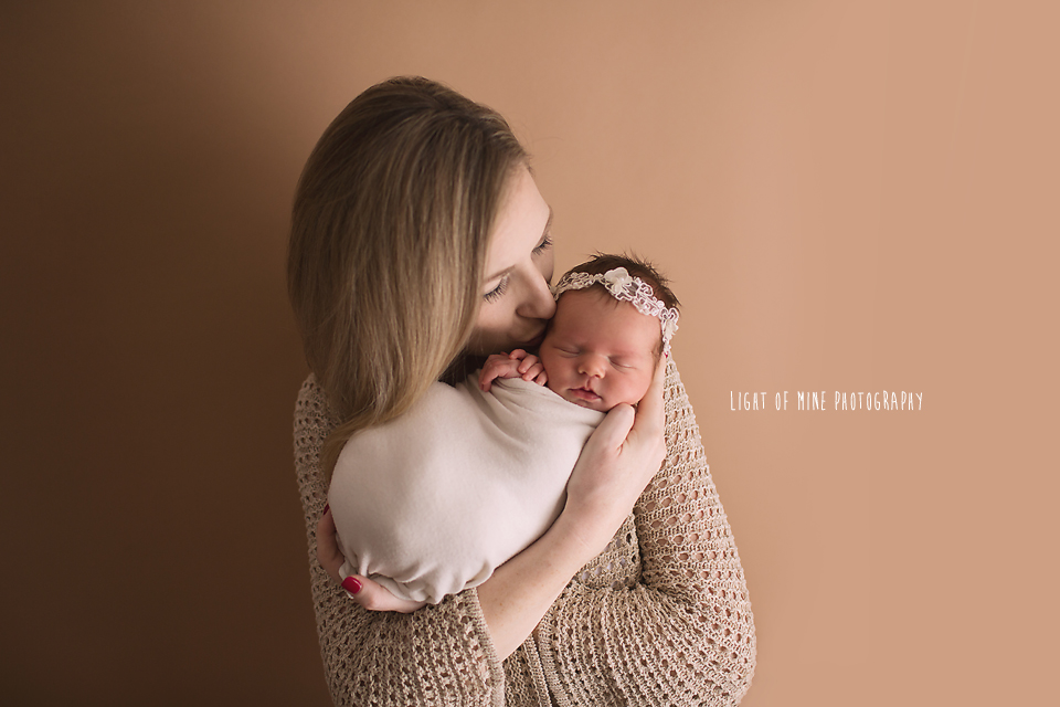 Syracuse NY Newborn Photographer