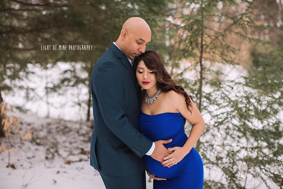 Watertown NY Maternity Photographer
