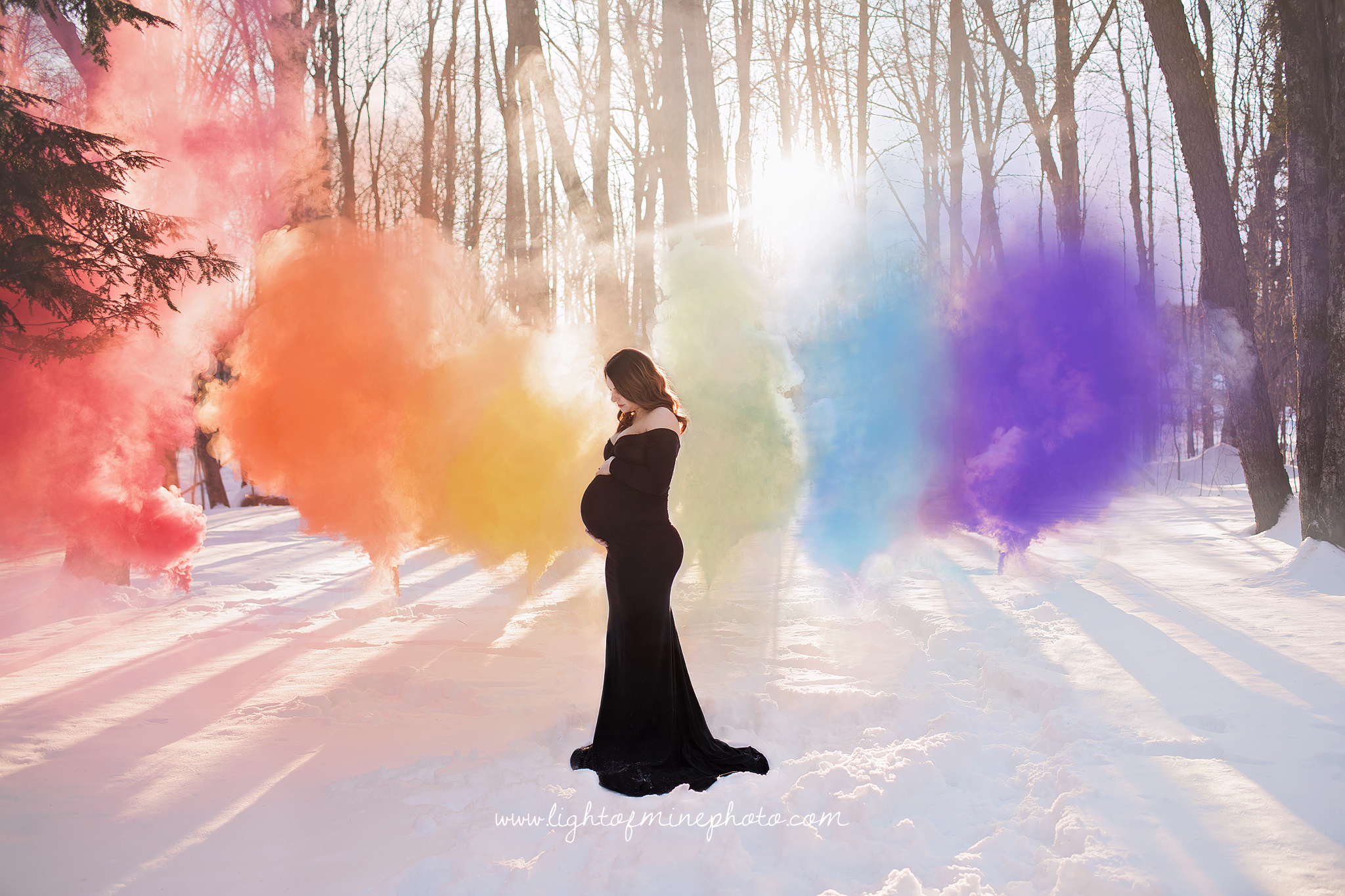 Syracuse NY Maternity Photographer