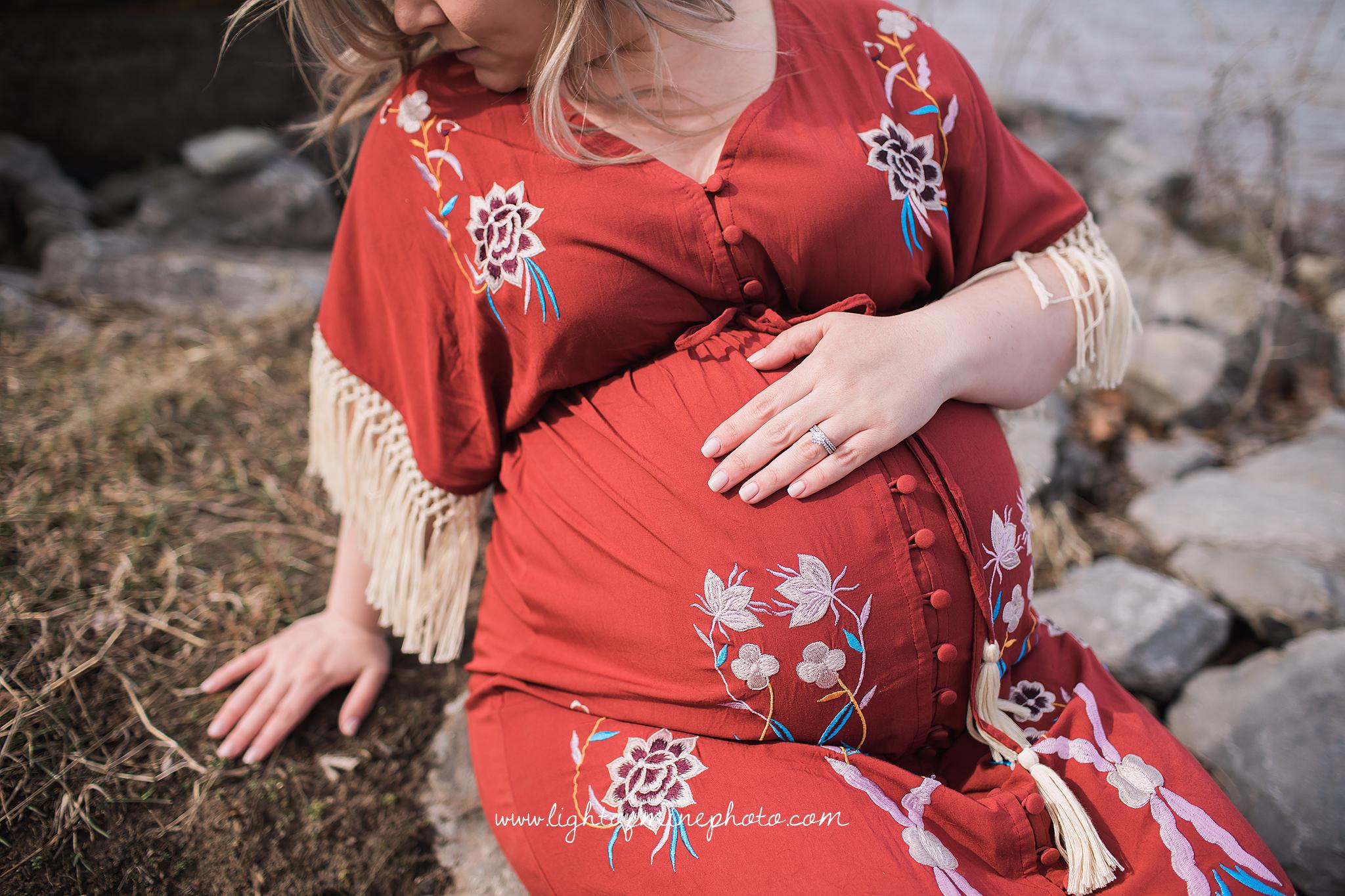 NNY Maternity Photographer