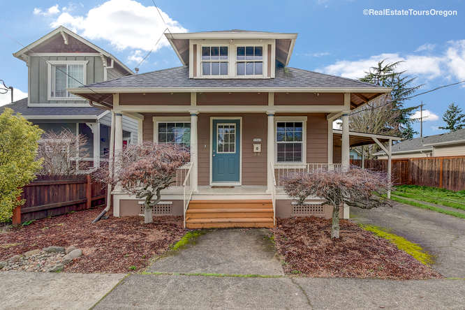 SOLD: 7967 N Courtenay Avenue, Portland Oregon