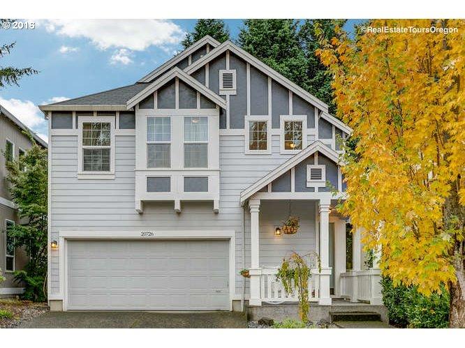 SOLD: 20726 SW Gracie Street, Beaverton Oregon