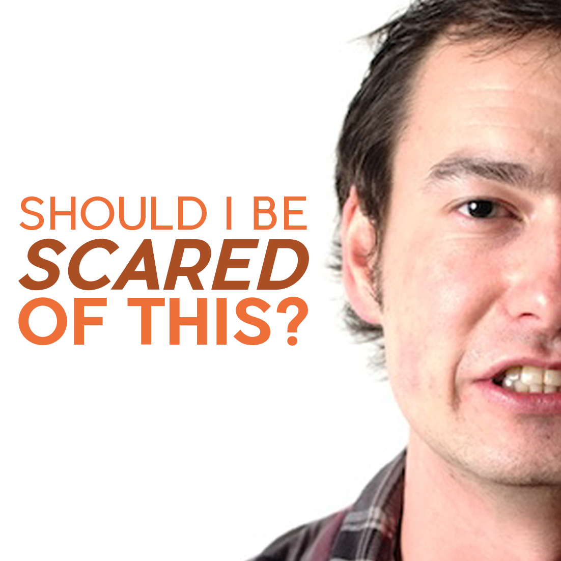 Should I Be Scared of This? with Jordan Foisy