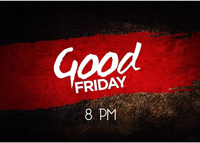 We are so pumped for what God is going to do tonight at our Good Friday service! Bring a friend! Let's celebrate Jesus!  7540 NW 82nd St. Medley, Fl 33166