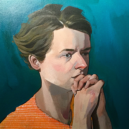 The Search for the Familiar: Portraits by Allen TenBusschen