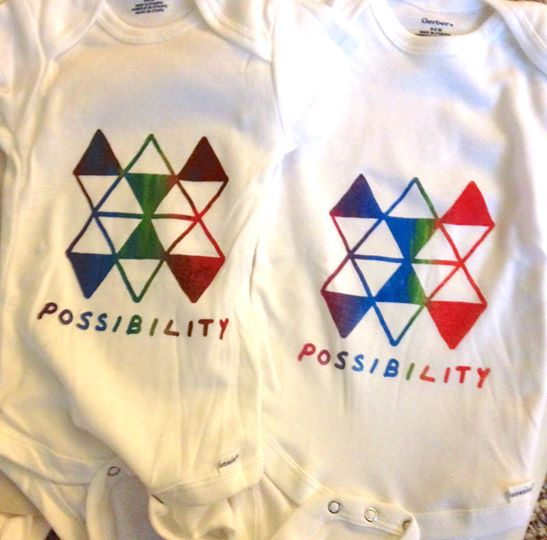 PS Onesies! Various sizes + colors