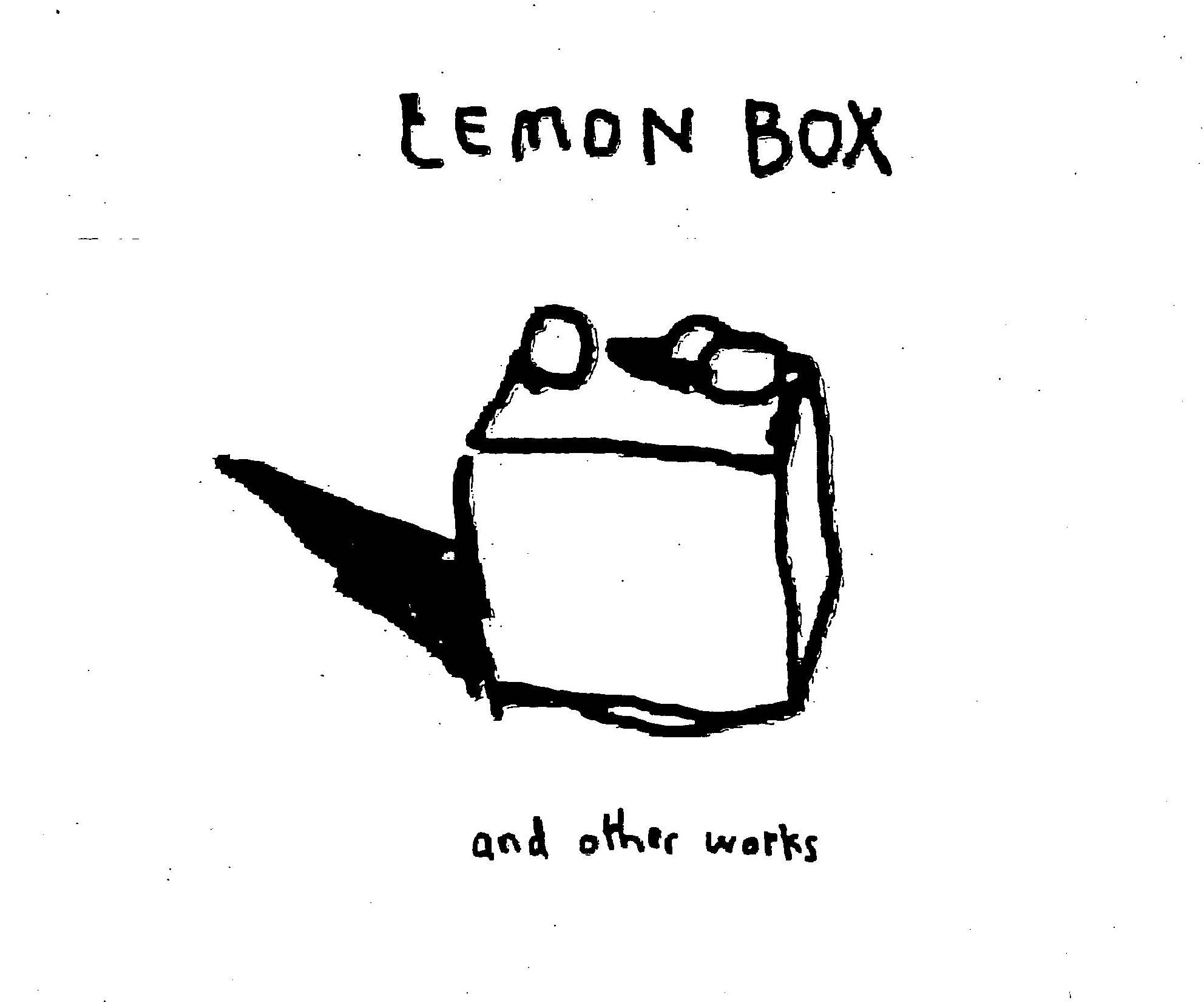 Lemon Box // Robert Caputo