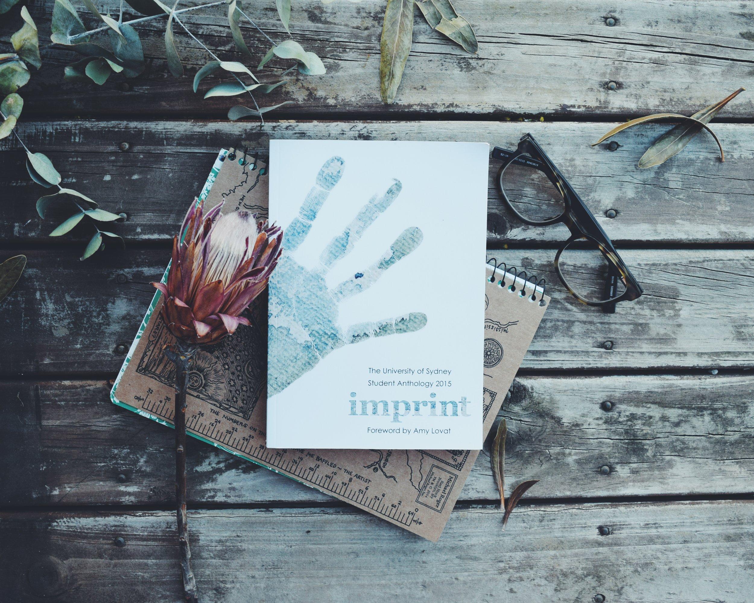 Imprint foreword Amy Lovat