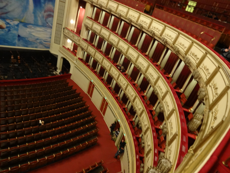 Staarts Oper オペラ座