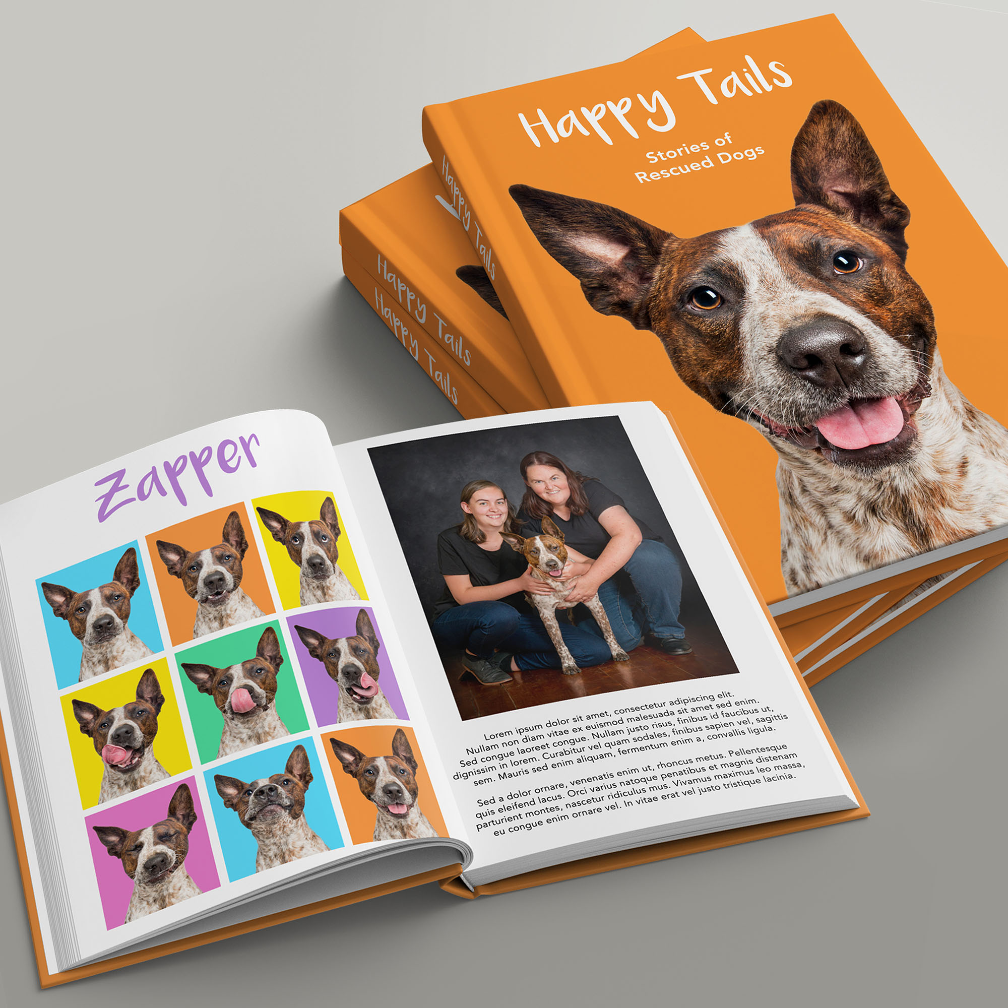 Happy Tails 2 - Registrations are currently open! Do you know a Dog with an amazing Story?