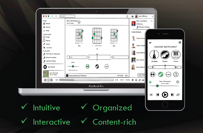 Create music moments with Spotify Chords