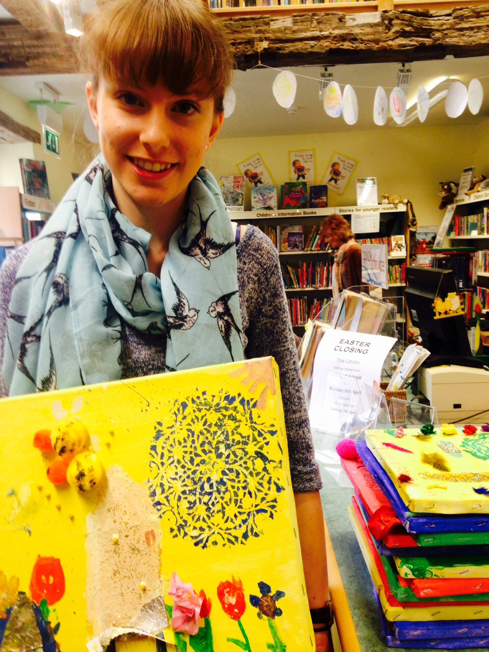 Charlotte Taylor - 2015 Gig-Arts Student of the Year